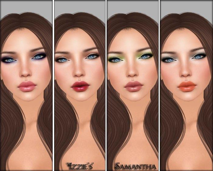 Izzie's - Samantha-1