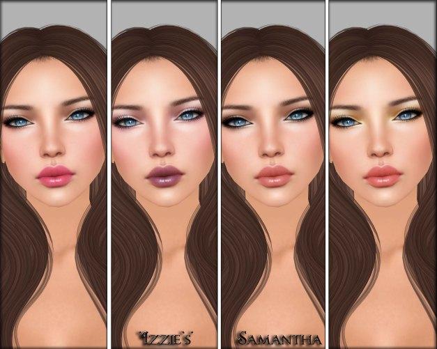 Izzie's - Samantha-2