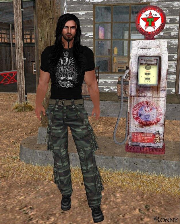 Lapointe & Bastchild - S'wear Urban Combat Mens Cargo Pants-1