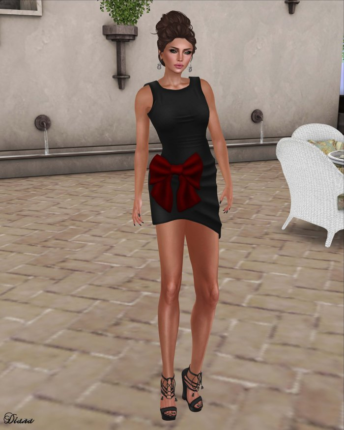 !Rebel Hope - Brook Mesh Dress-1