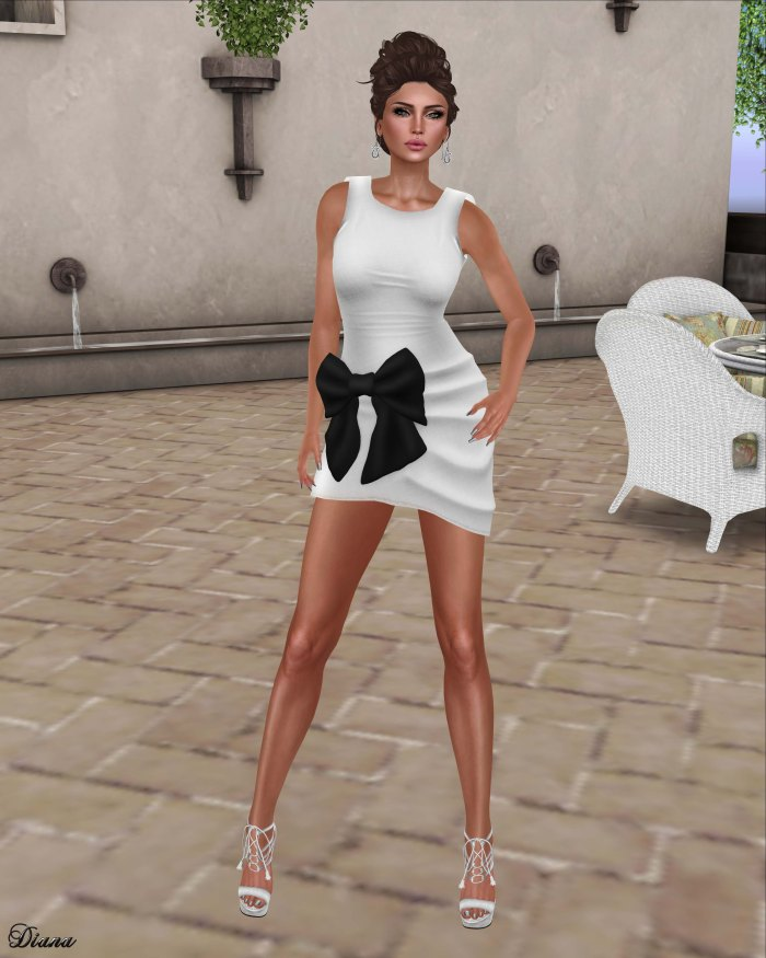 !Rebel Hope - Brook Mesh Dress-2