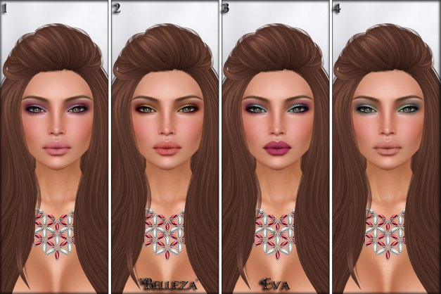 Belleza - Eva TLC 1-4