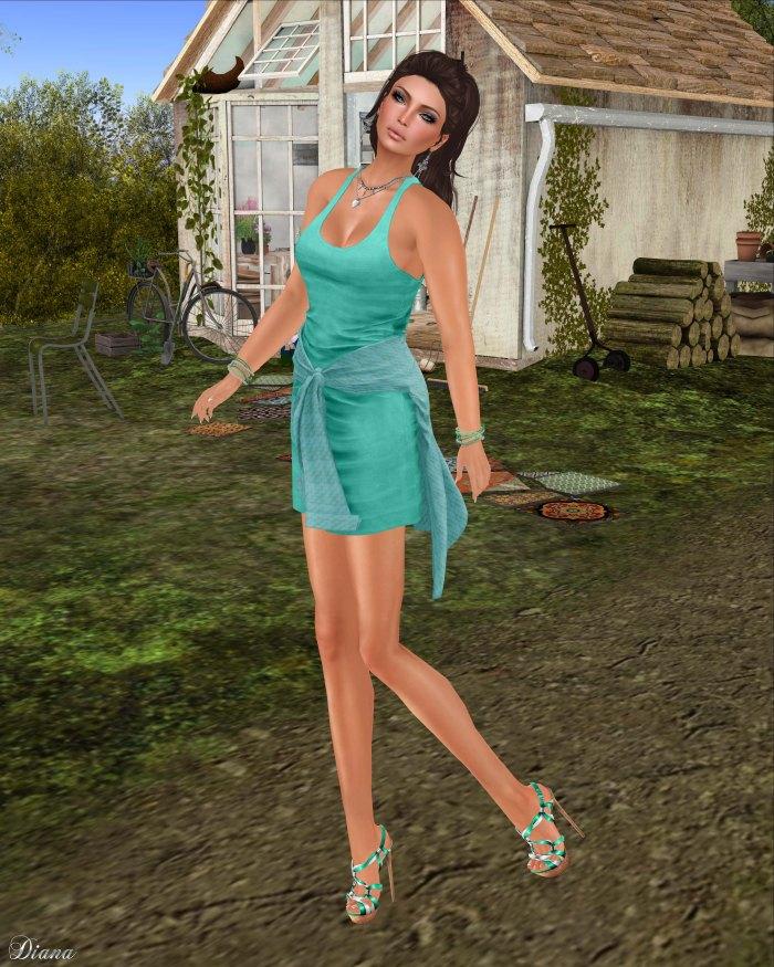 coldLogic - dress aven-sea