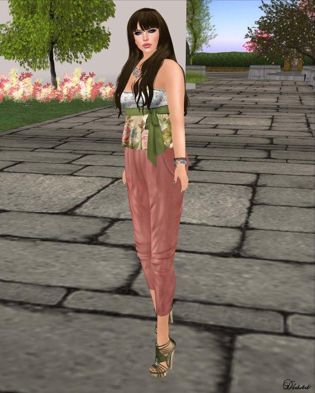 GizzA - Melanie Outfit Vintage