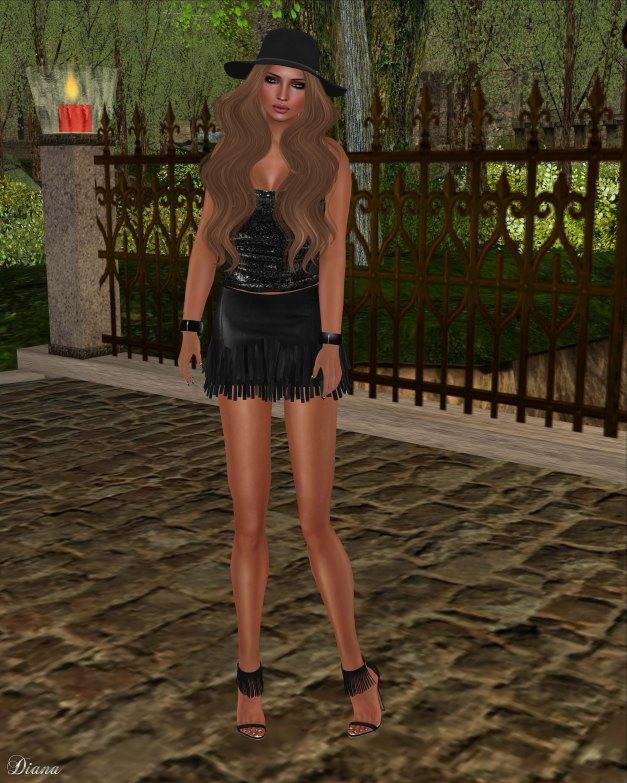Mimikri - Janina black