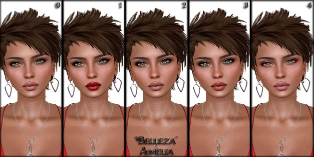 Belleza - Amelia 0-4
