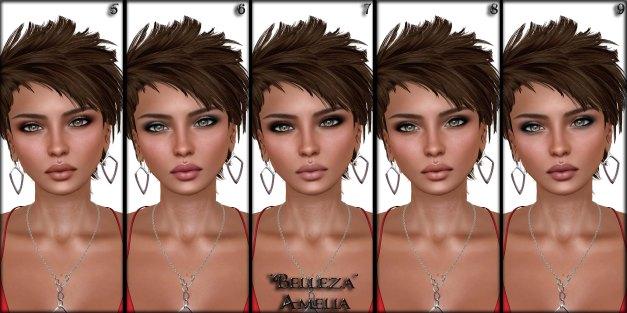 Belleza - Amelia 5-9