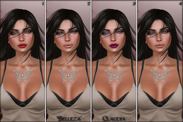 Belleza - Claudia Uber 1-4