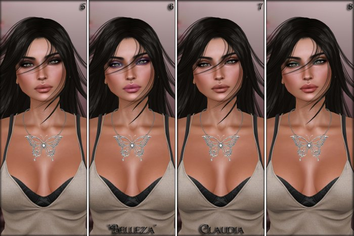 Belleza - Claudia Uber 5-8