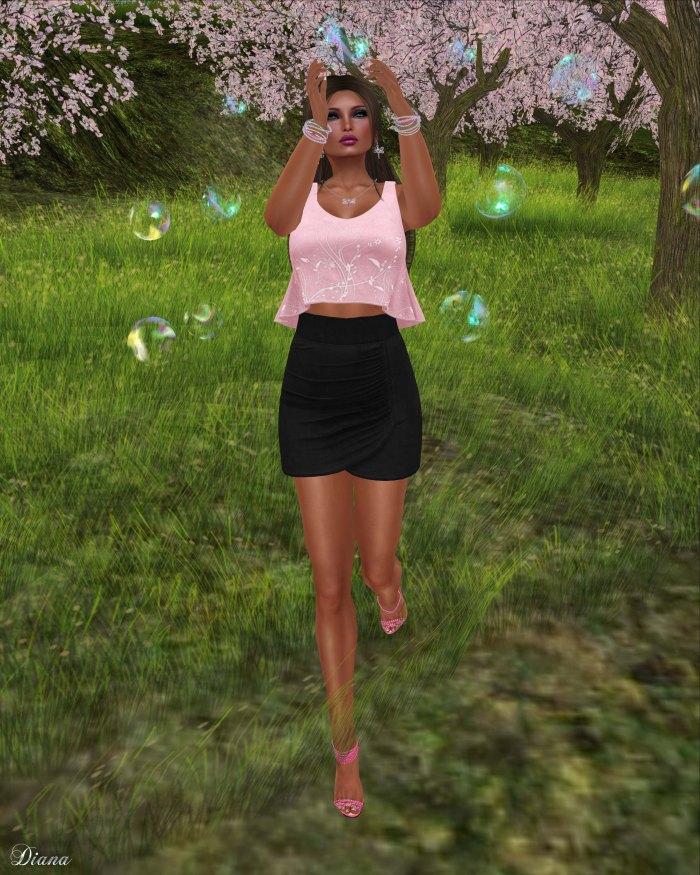 coldLogic - shirt bennie and skirt brocco