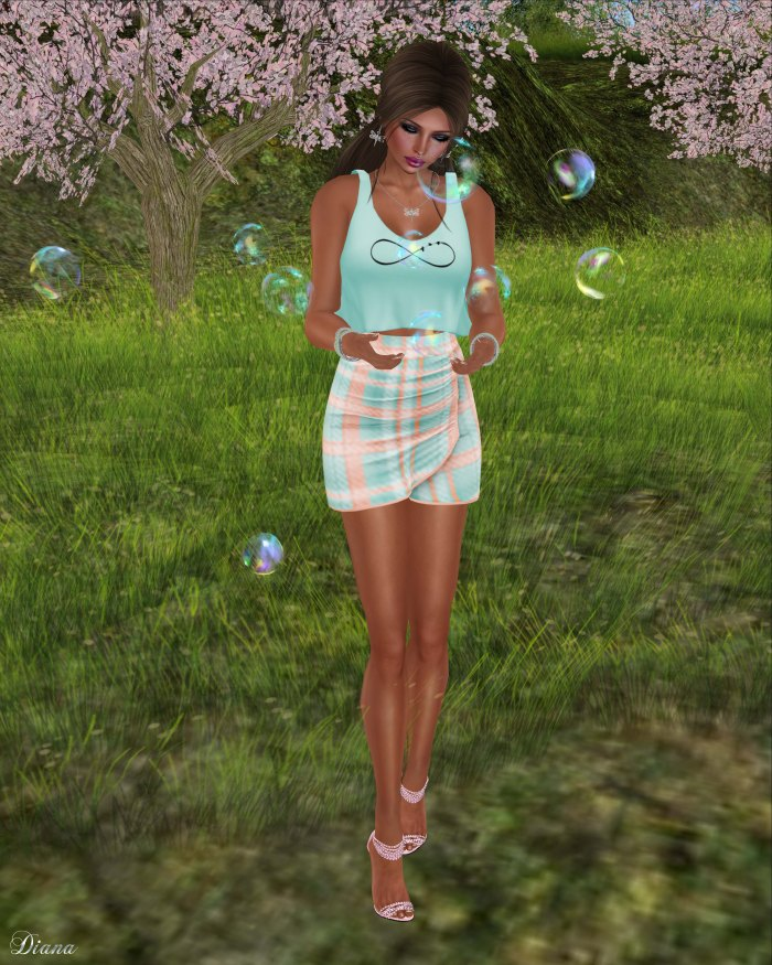 coldLogic - shirt reid and skirt selby