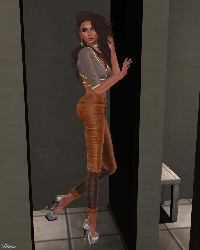 Addams - A - Brand Leather Pants & Culture Top-4