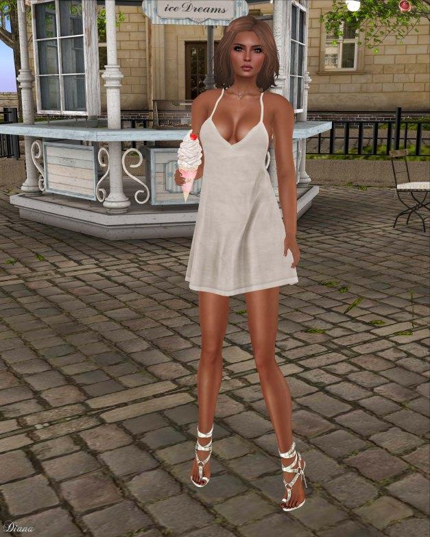 coldLogic - dress carlson eggshell
