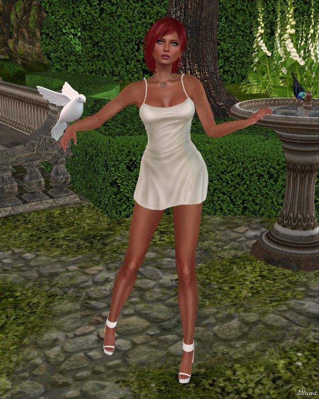 Just BECAUSE - CrissCross Dress-1