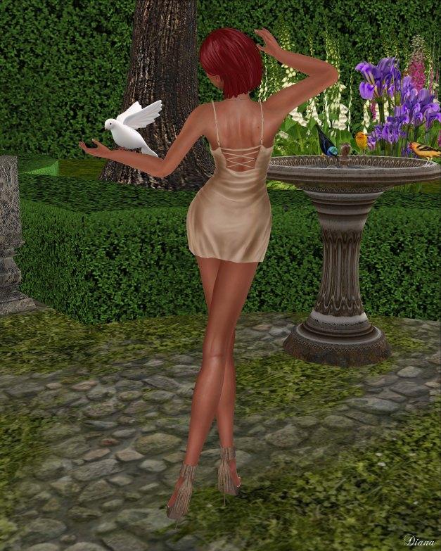 Just BECAUSE - CrissCross Dress-2