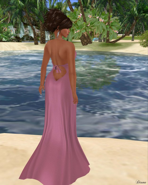 Baiastice - Oceane Dress-Orchid