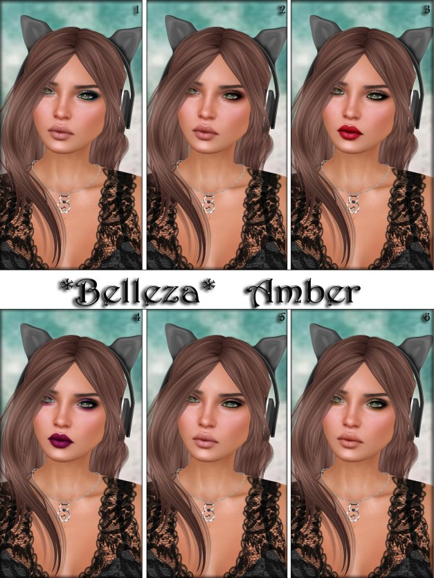 Belleza - Amber