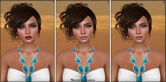 Belleza - Amelia MIX 1-3