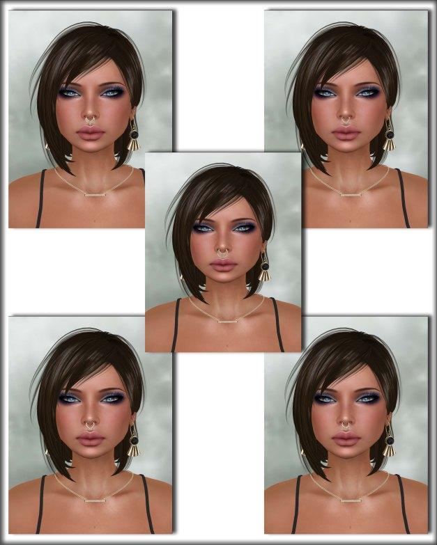Belleza - Nina FLF and Cae - Septum Piercings Bali