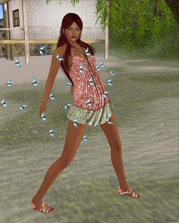 GizzA - Madelyn Dress Soil