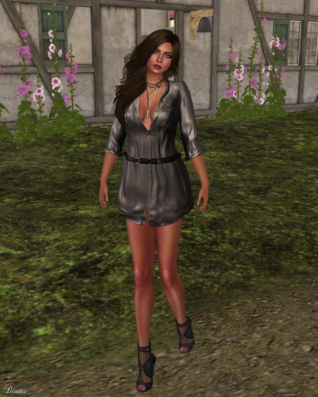 Ricielli - Dress Shirt Chumbo