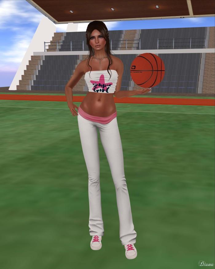 Blueberry - Mina Tube Top and Sylvia Yoga Pants-3