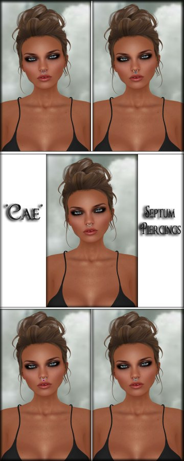 Cae - Septum Piercings
