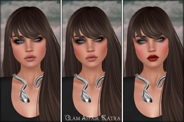 Glam Affair - Katra Ballerina 01-03