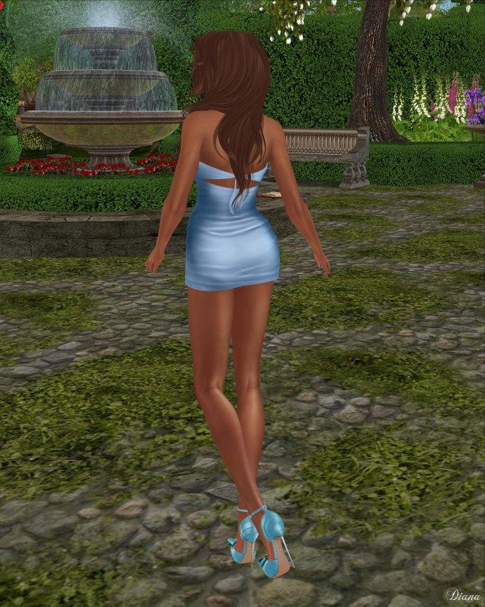 Just BECAUSE - Jackie Tube Dress-3