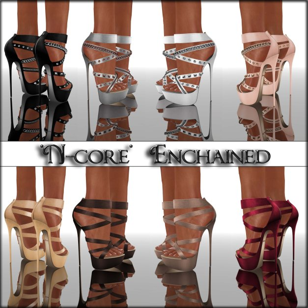 N-core - Enchained-1