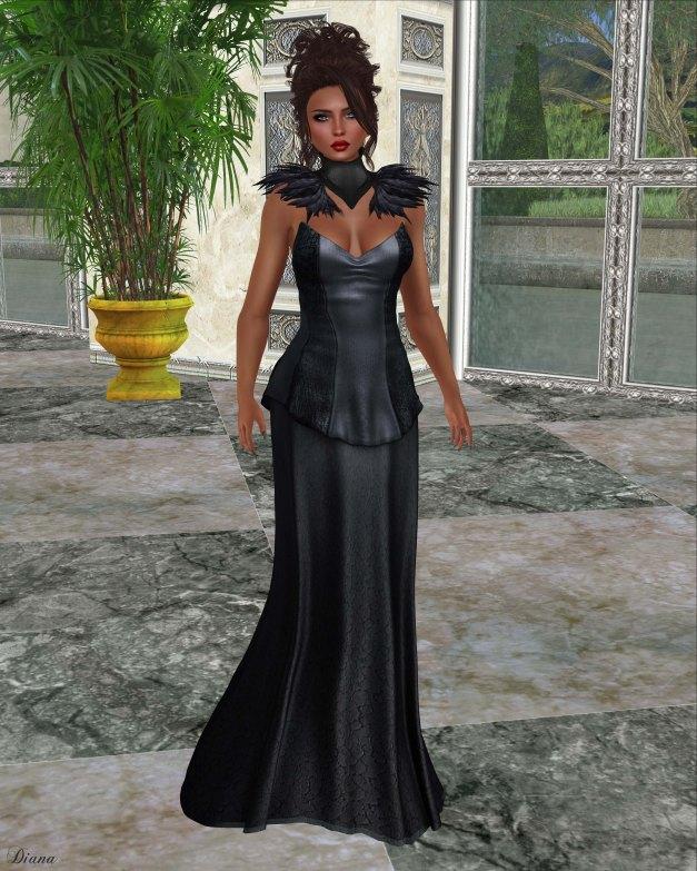 Baiastice - Bia Dress-Black