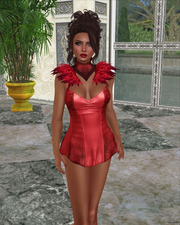 Baiastice - Bia Dress-Red