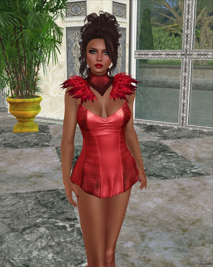 Baiastice - Bia Dress-Red