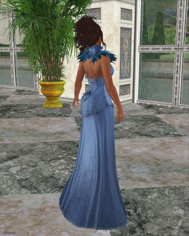 Baiastice - Bia Dress-Sky