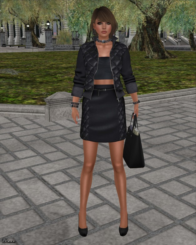 Gabriel - Olive Outfit-2
