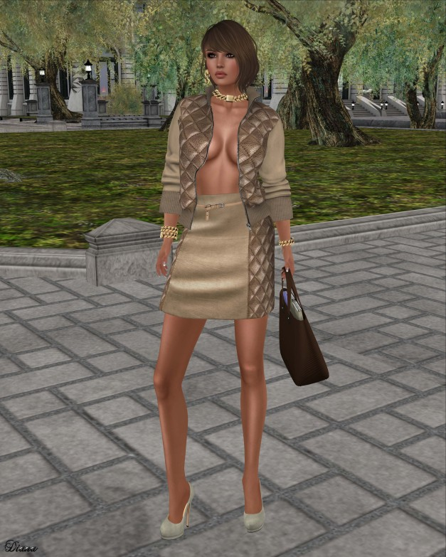 Gabriel - Olive Outfit-3