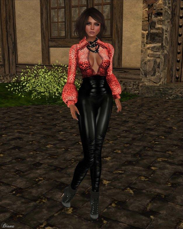 Indyra - Aziza Rouge