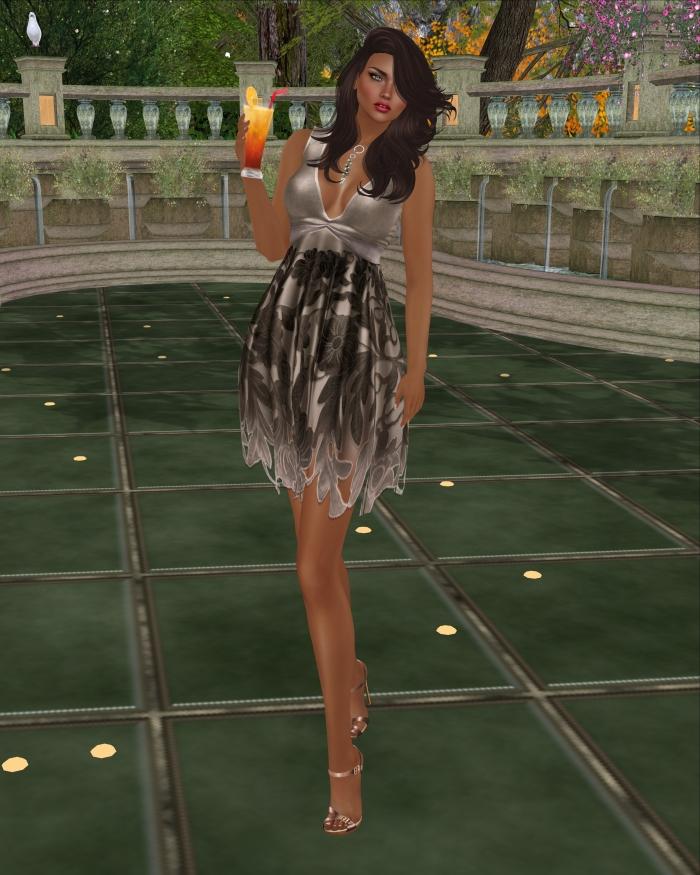 Baiastice - Clya Dress Almond