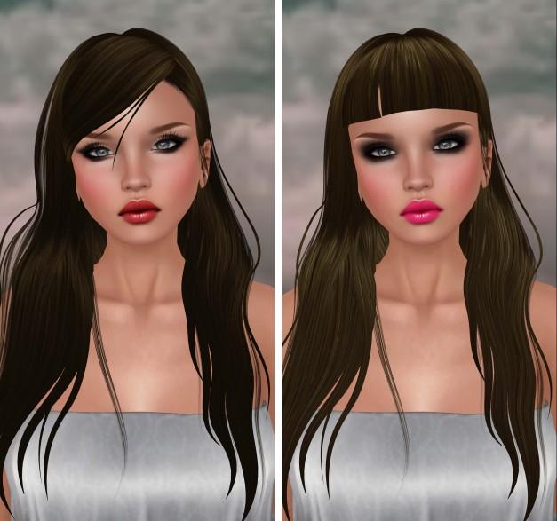 DeLa Hair - Britta & Hayley and Glam Affair Skin Caroline