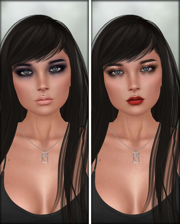 Glam Affair - Catwa Applier Mona 1 and 2