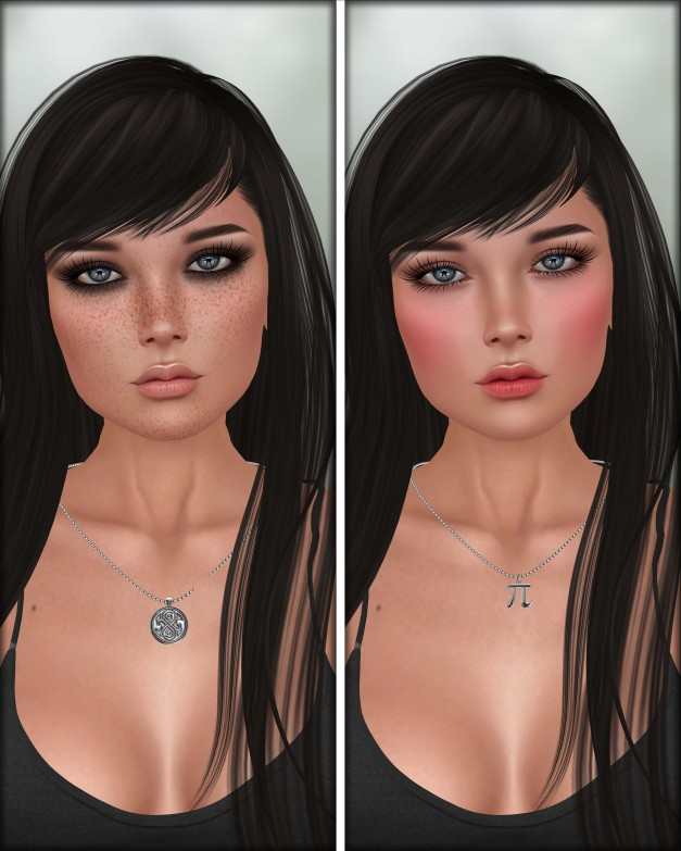 Glam Affair - Catwa Applier Mona 3 and 4