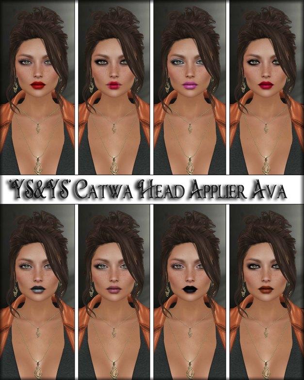 YS&YS - Catwa Applier Ava-2