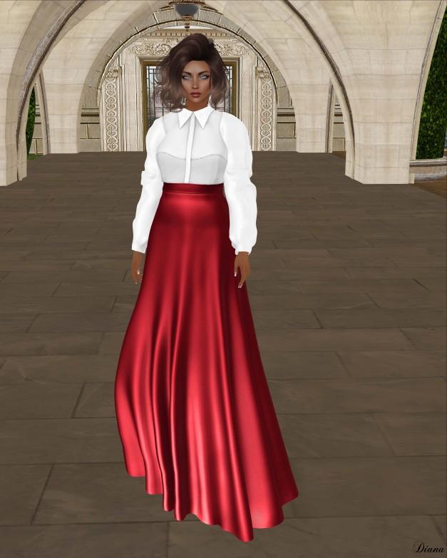 Baiastice - Cara Dress Red