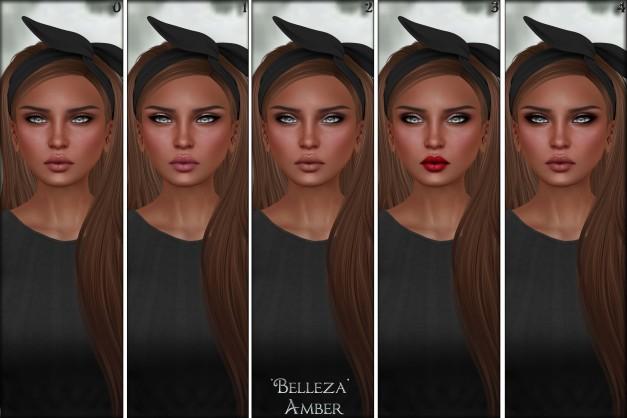 Belleza - Amber 0-4