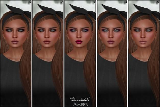 Belleza - Amber 5-9