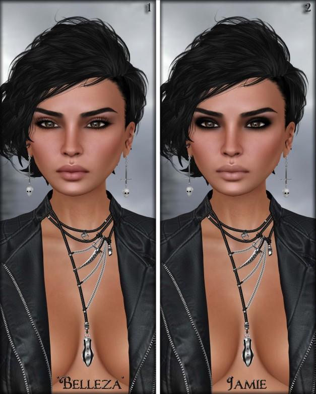 Belleza - Jamie 1 and 2