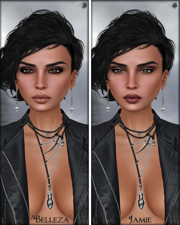 Belleza - Jamie 3 and 4