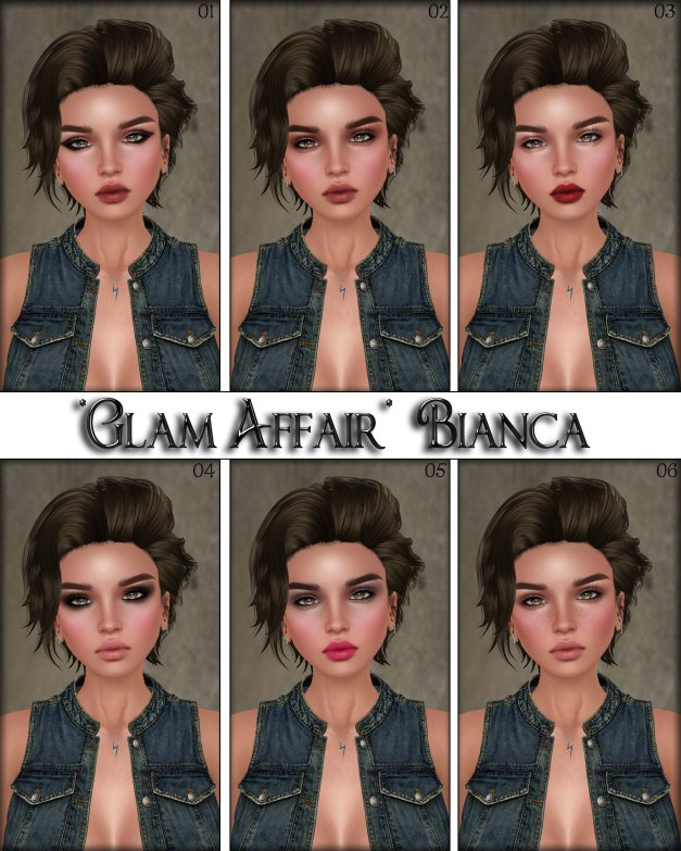 Glam Affair - Bianca