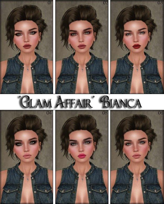 Glam Affair - Bianca
