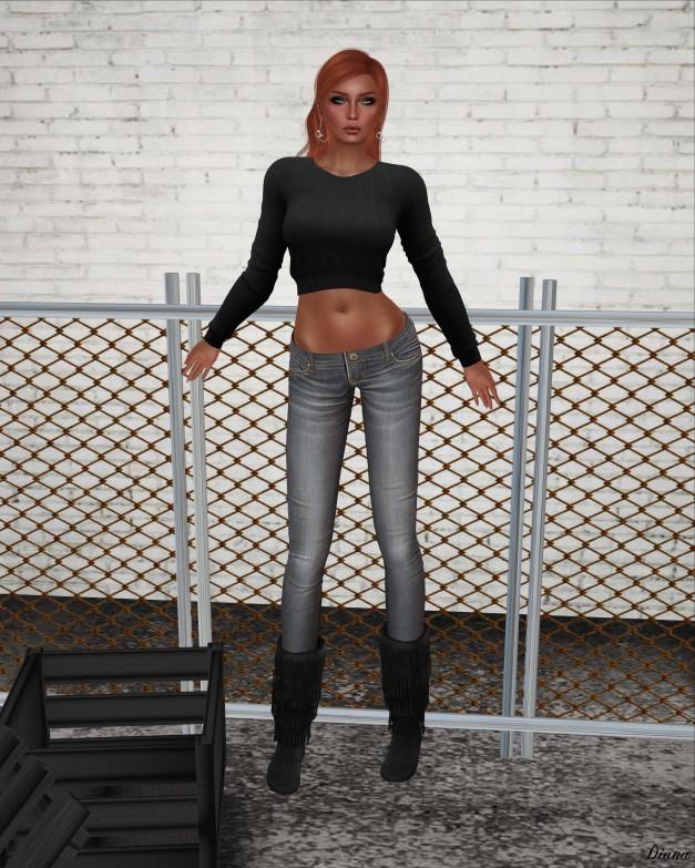 Truth - Lush Sweater and Vienna Hair-1